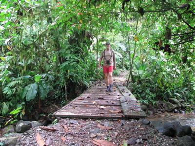 Senderos Avellán trails