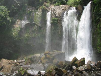 Upper Falls - Caida superior